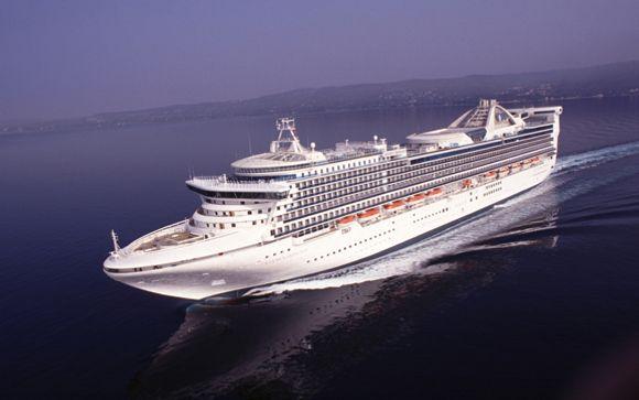Golden Princess Cruise & Palms Place Hotel & Spa***** - Las Vegas & Hawaii - USA