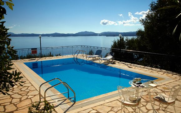 Villas Katina and Georgina - Corfu - Greece