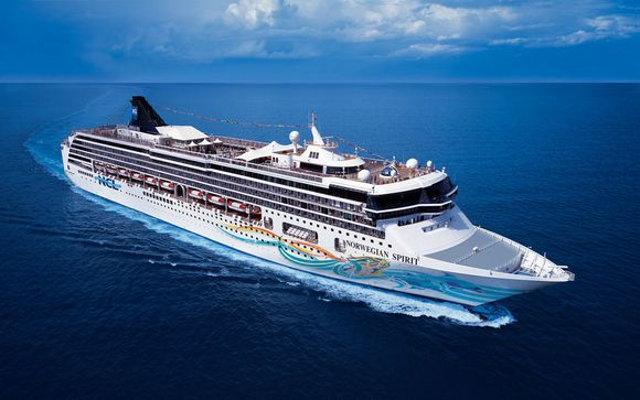 NCL Spirit Canaries Cruise + Barcelona Stay