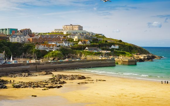 The Esplanade Newquay 3*