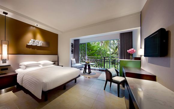 Hyatt Regency, Hua Hin – 7 nights