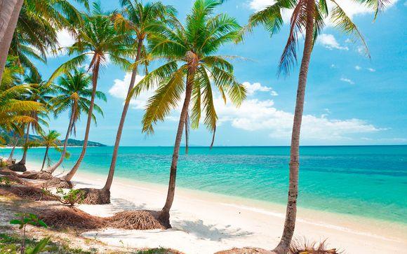 Bustling City Stay & Blissful Beach Break