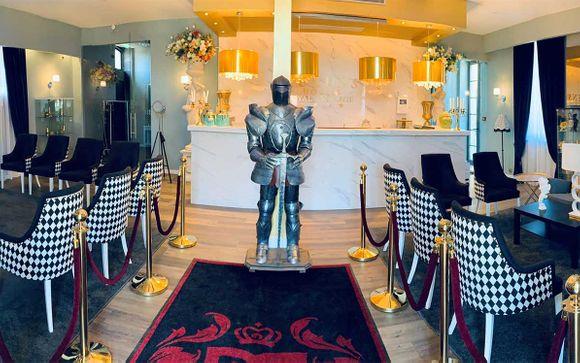 Rubens Hotel Royal Village 4*