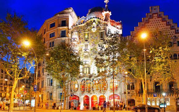 Destination...Barcelona, Eixample
