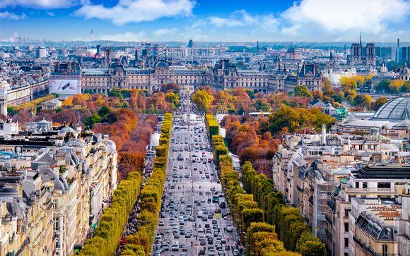 Destination...Paris, Champs-Élysées