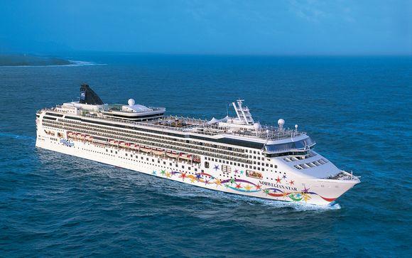 Lake Garda and Eastern Mediterranean Cruise: Norwegian Star
