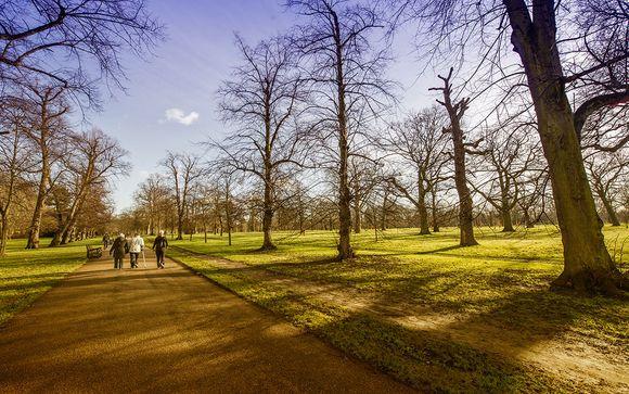 Thistle Kensington Gardens 4 Voyage Priv up to 70