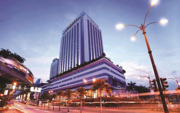 Parkroyal Kuala Lumpur 4*
