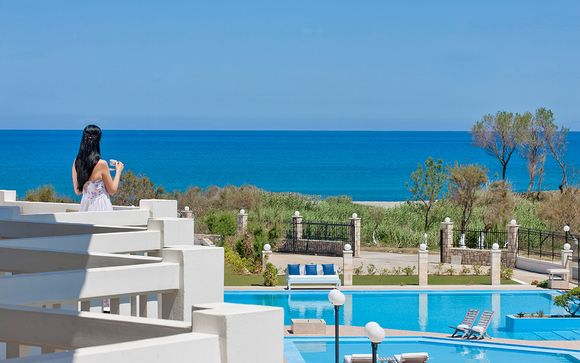 Chryssana Beach Hotel 4*