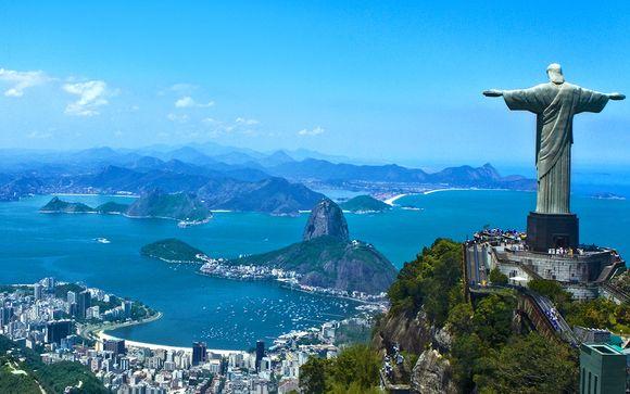 Rio de Janeiro and Buzios New Years Eve Tour