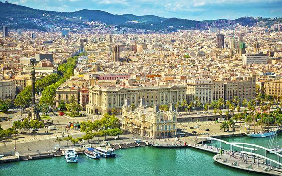 Hotel Pestana Arena Barcelona 4*