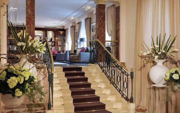 Hotel Sofitel Rome Villa Borghese 5*