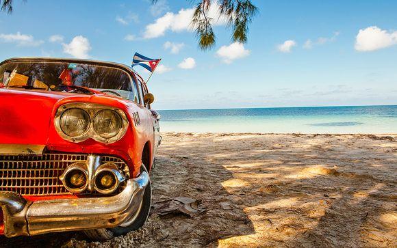 NH Capri La Habana & Dhawa Cayo Santa Maria 4*