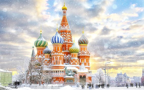 The Two Capitals Of Russia 4/5*