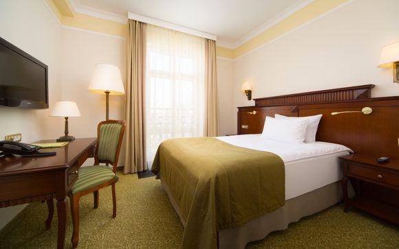 Offer 2 Hotels - 5*