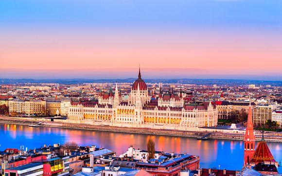 Boutique Break on the Danube