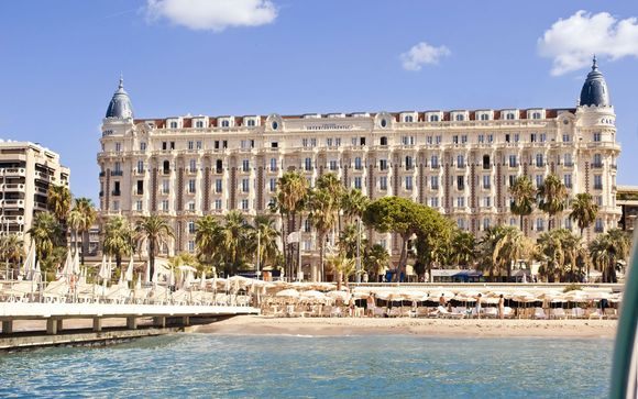 Lavish 5-Star Glamour in Cannes