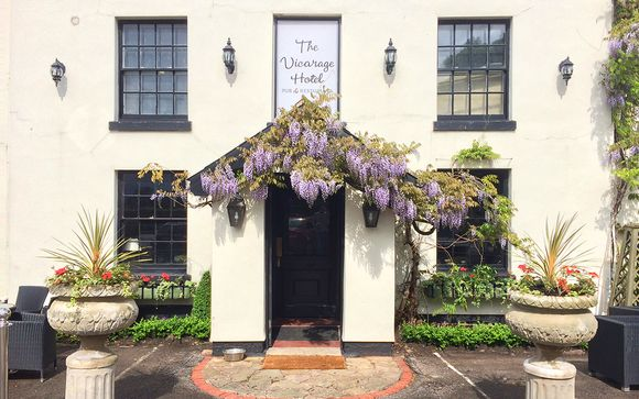 The Vicarage Freehouse and Rooms