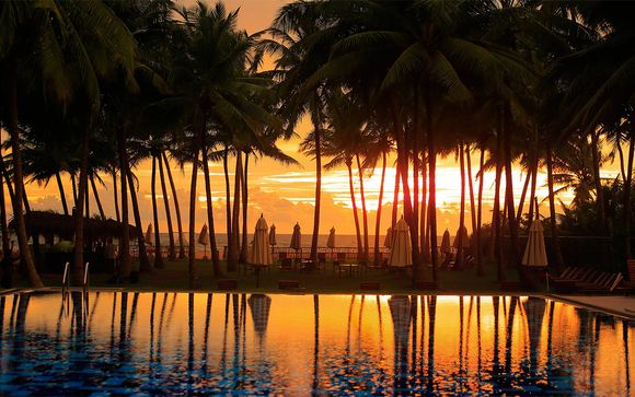 Your Beach Hotel: Taprobana Wadduwa 4*
