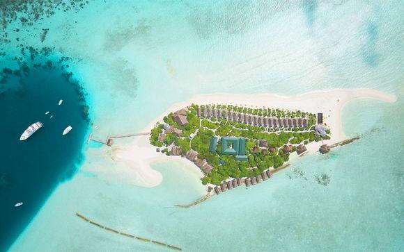 Dhigufaru Island Resort 5* Deluxe Boutique