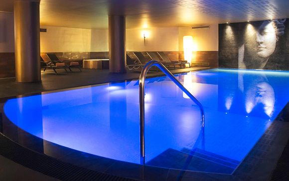 Sensual Spa Hotel in the Cosmopolitan Capital
