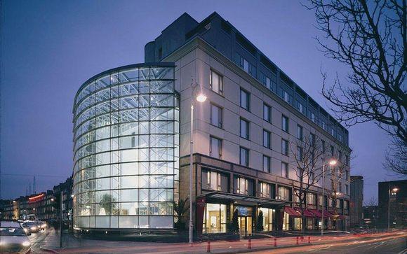O'Callaghan Stephen's Green Hotel 4*