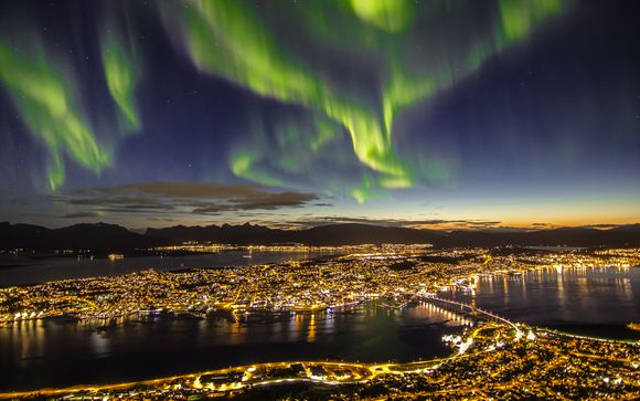 Northern Lights Search in Tromso