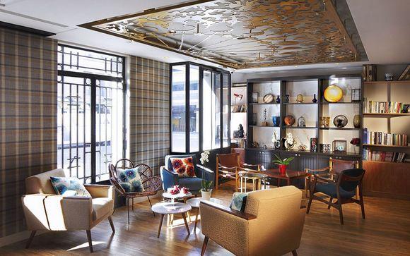 Chic Design in Paris' Cool Northeast Quarter