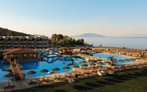 Prestigious Beachfront Hotel Near Archaeological Treasures