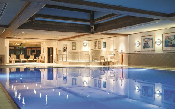 Kettering park hotel 4 voyage priv up to 70 Kettering swimming pool timetable
