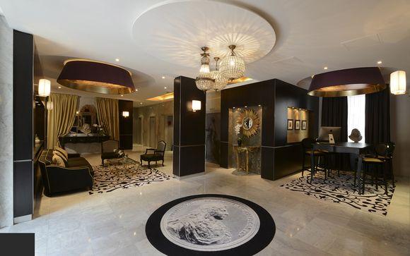 Hotel Le Versailles 4*
