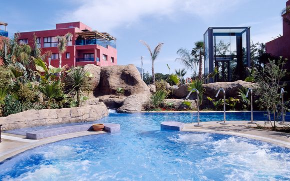 Hotel Blancafort Spa Thermal 4*