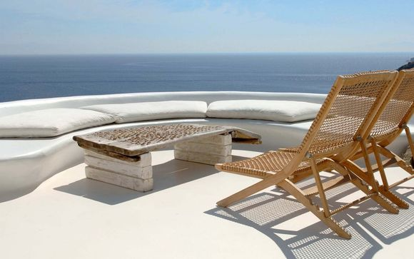 Spacious Suite with Incredible Views