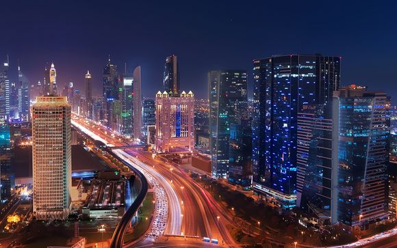 Fairmont Dubai 5*
