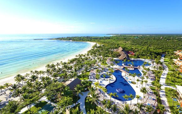 Barcelo Maya Beach 5* & Optional Yucatan Tour