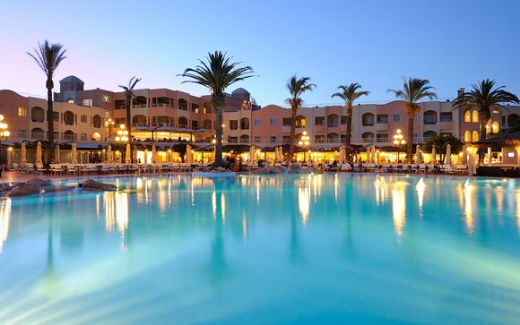 Beachside Luxury in a Protected Marine Area