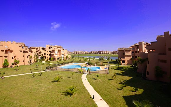 The Apartments Senator Mar Menor 4*