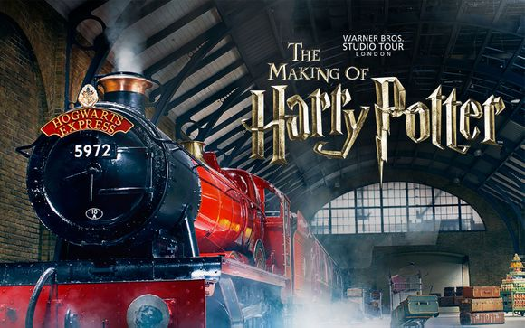 Harry Potter Warner Bros Studio Tour & DoubleTree by Hilton London Chelsea 4*