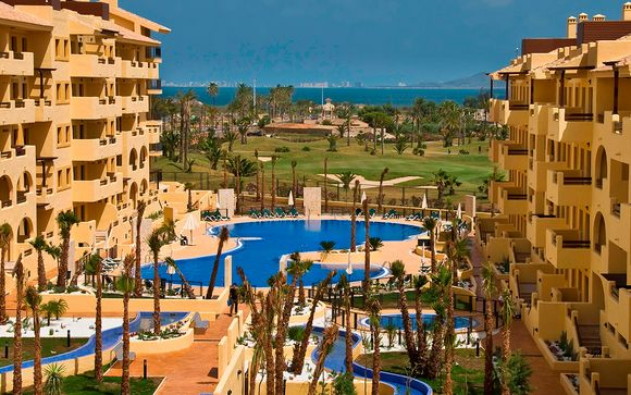 Senator Mar Menor Golf & Spa Resort 4*