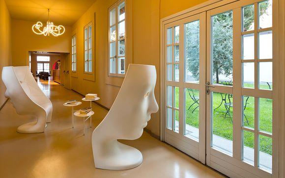Unique Design Near the Arno River