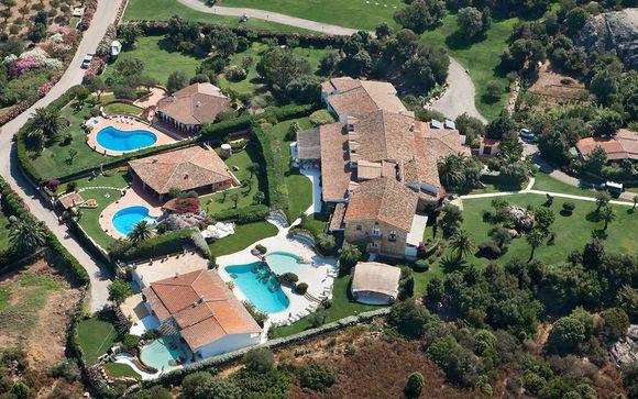 Hôtel Pulicinu di Baja Sardinia 4*