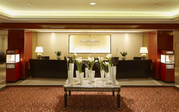 Steigenberger Hotel Berlin 4*