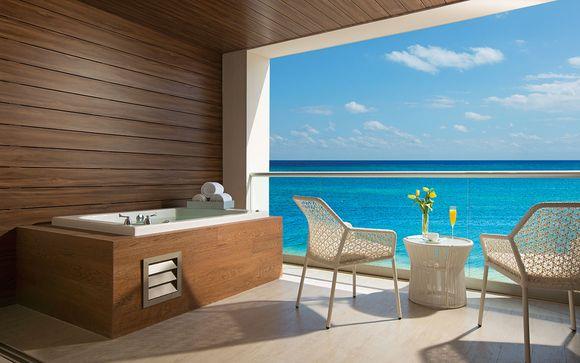 Breathless Riviera Cancun Resort & Spa 5* & Optional Yucatan Tour