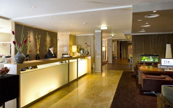 Falkensteiner Hotel Am Schottenfeld 4*