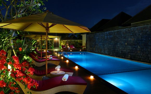 Transera Grand Kancana Villas Bali 4* & Optional So Sofitel 5*