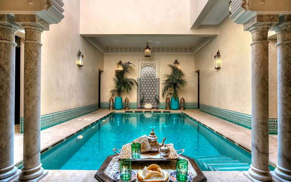 Charming Riad in Heart of Old Medina