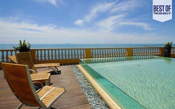 Spectacular Sea Views and Exquisite Luxury