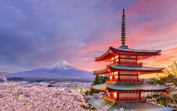 Glittering Tokyo, & Spiritual Kyoto