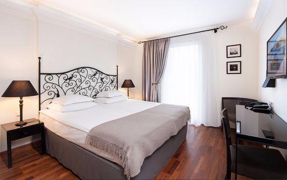 L'Ermitage Hotel Tallinn 3*