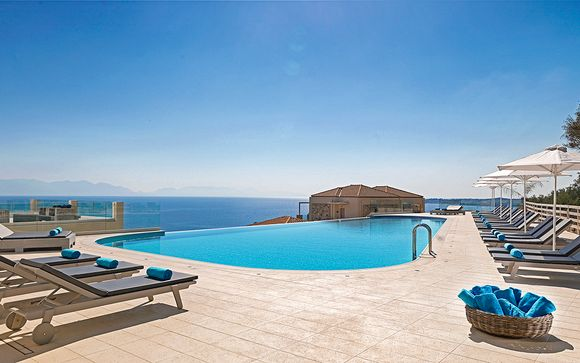 Boutique in the Peloponnese with Sea Views